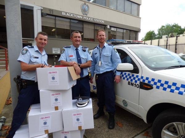 Michelle McCarthy - Police DV boxes