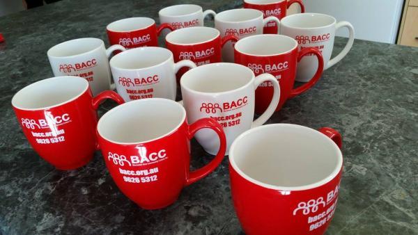 Michelle McCarthy - bacc mugs